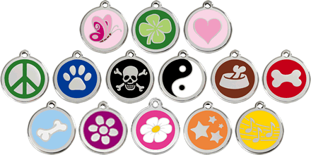 The Worlds Best Tags in 11 Colors With Personal Engraving