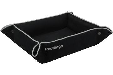 Red Dingo 2 Way Bed Black 2B-MF-BB
