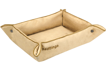 Red Dingo 2 Way Bed Beige 2B-MF-BE