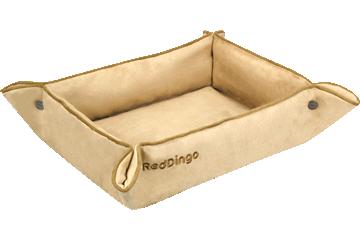 Red Dingo 2 Way Bed Beige 2B-MF-BE