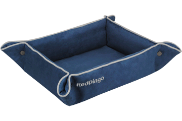 Red Dingo 2 Way Bed Marine 2B-MF-DB