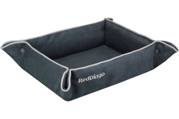 Red Dingo 2 Way Bed Grey 2B-MF-GY