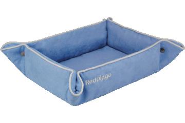 Red Dingo 2 Way Bed Sky Blue 2B-MF-LB