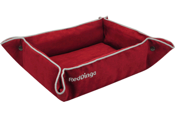 Red Dingo 2 Way Bed Red 2B-MF-RE