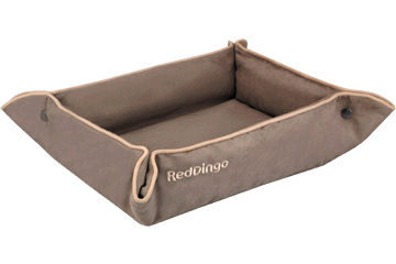 Red Dingo 2 Way Bed Taupe 2B-MF-TA