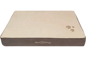 Red Dingo Mattress Cream / Dark Brown BM-MM-BR (BDMS105 / BDMM105 / BDML105 / BDMXL105)
