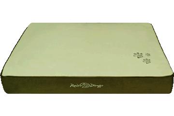 Red Dingo Mattress Army Green / Lime Green BM-MM-GR