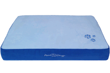 Red Dingo Mattress Dark Blue / Light Blue BM-MM-LB