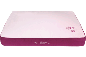 Red Dingo Mattress Purple / Pink BM-MM-PU