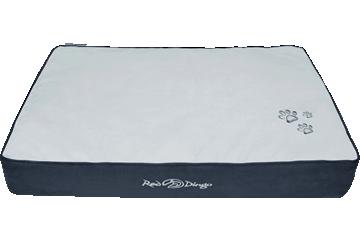 Red Dingo Mattress Light Grey / Dark Grey BM-MM-SI
