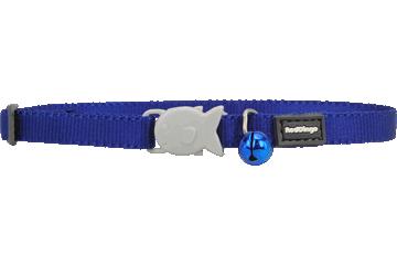Red Dingo Kitten Collar Classic Bleu Foncé CC-ZZ-DB-XS