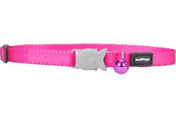Red Dingo Kitten Collar Classic Hot Pink CC-ZZ-HP-XS