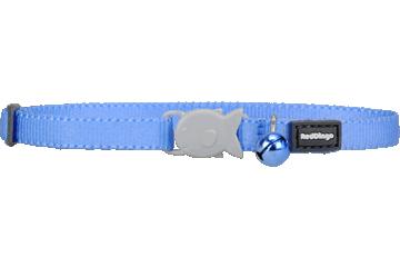 Red Dingo Kitten Collar Classic Medium Blue CC-ZZ-MB-XS