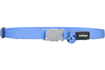 Red Dingo Kitten Collar Classic Medium Blue CC-ZZ-MB-XS (KC510)