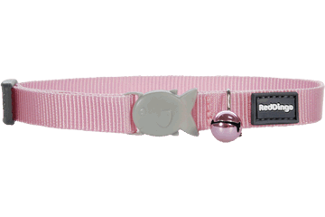 Red Dingo Cat Collar Klassiek roze CC-ZZ-PK