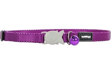 Red Dingo Kitten Collar Classic Violet CC-ZZ-PU-XS