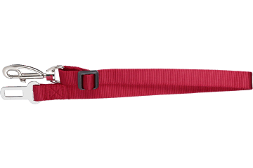 Red Dingo Car Restraint Klassiek rood CR-ZZ-RE ( / )