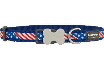 collier pour chien drapeau france