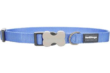 Red Dingo Dog Collar Classic Medium Blue DC-ZZ-MB