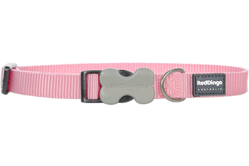 Red Dingo Dog Collar Classic Pink DC-ZZ-PK