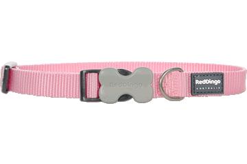 Red Dingo Dog Collar Classic Pink DC-ZZ-PK