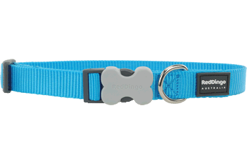 Red Dingo Dog Collar Classic Turquoise DC-ZZ-TQ