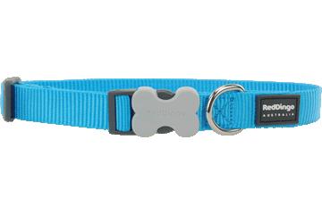 Red Dingo Dog Collar Classic Turquoise DC-ZZ-TQ