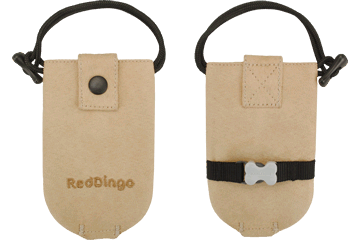 Red Dingo Dingo Doo Bag Microfiber Beige DD-DE-BE