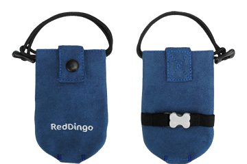 Red Dingo Dingo Doo Bag Microfiber Marine DD-DE-DB