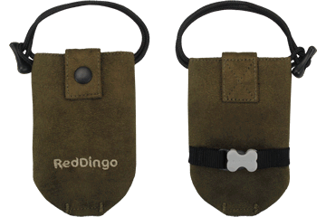 Red Dingo Dingo Doo Bag 超细纤维 Deep Olive DD-DE-GR
