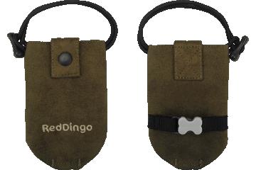 Red Dingo Dingo Doo Bag Microfiber Deep Olive DD-DE-GR