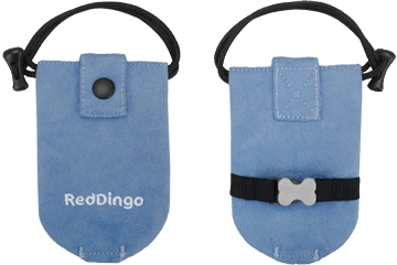 Red Dingo Dingo Doo Bag Microfiber Sky Blue DD-DE-LB