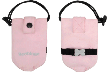 Red Dingo Dingo Doo Bag 超细纤维 Pink DD-DE-PK