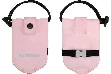 Red Dingo Dingo Doo Bag Microfiber Pink DD-DE-PK