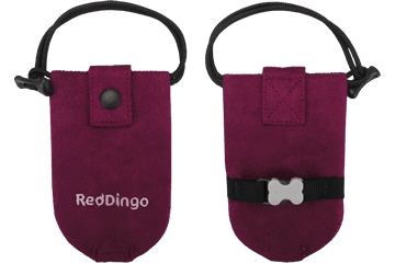 Red Dingo Dingo Doo Bag Microfiber Purple DD-DE-PU