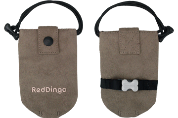 Red Dingo Dingo Doo Bag 超细纤维 Taupe DD-DE-TA