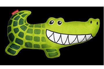 Red Dingo DURABLES Toys Crocodile DF-CD-GR