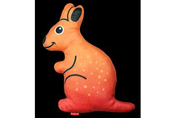Red Dingo DURABLES Toys Kangaroo DF-KA-OR