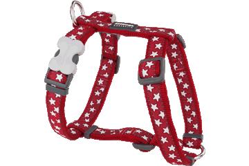 Red Dingo 犬用ハーネス 星 赤 DH-ST-RE