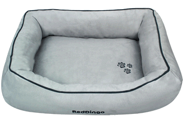Red Dingo Donut Bed &nbsp: Mist DN-MF-SI