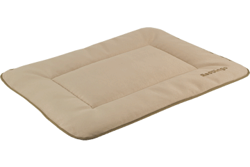 Red Dingo Insulated Adventure Mat Beige IA-MF-BE