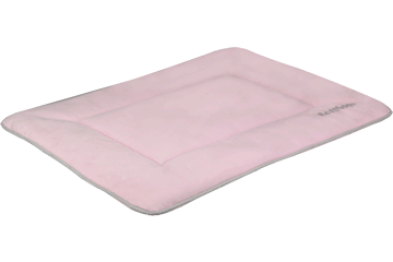Red Dingo Tapis de voyage isolant Rose IA-MF-PK