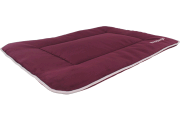 Red Dingo Insulated Adventure Mat Purple IA-MF-PU