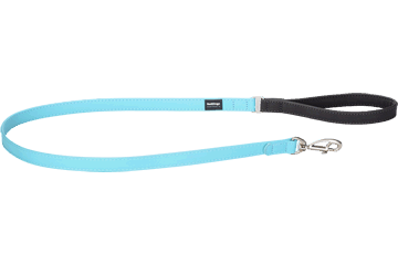 Red Dingo Fixed Length Lead Elegant Turquoise L4-EL-TQ