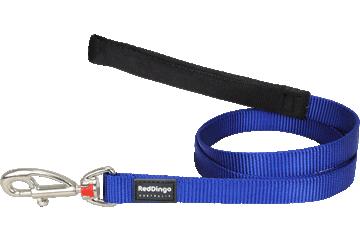 Red Dingo Fixed Length Lead Classic Dark Blue L4-ZZ-DB