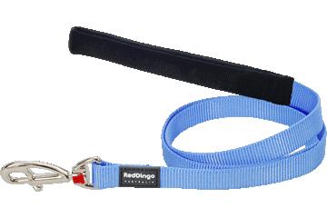 Red Dingo Fixed Length Lead Classic Medium Blue L4-ZZ-MB