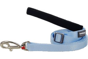 Red Dingo Adjustable Lead Classic Light Blue L6-ZZ-LB
