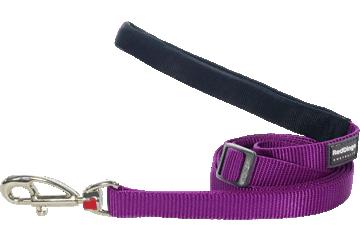 Red Dingo Verstellbare Leine Klassisch Violett L6-ZZ-PU