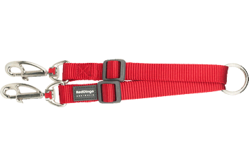 Red Dingo Coupler Lead Classic Red LC-ZZ-RE ( /  /  / )