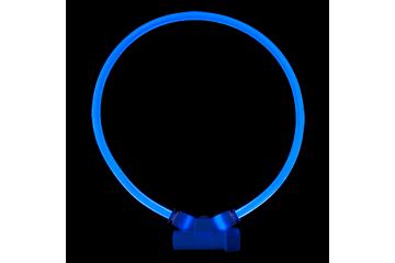 Red Dingo Lumitube Illuminated Dog Safety Collar Bright Bleu LT-ZZ-DB